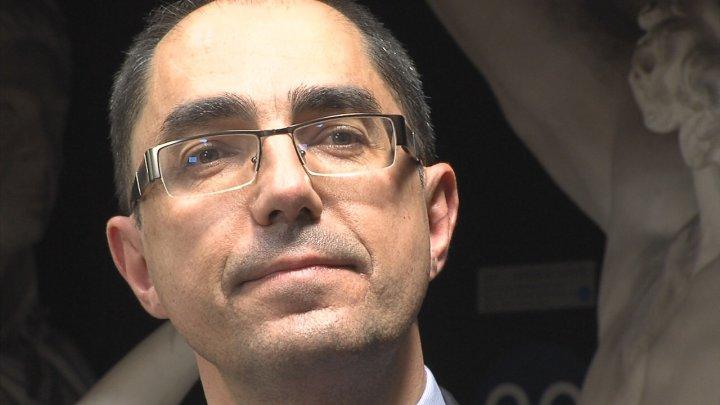Entretien avec Jean-Luc Martinez, President-directeur du Musee du Louvre
