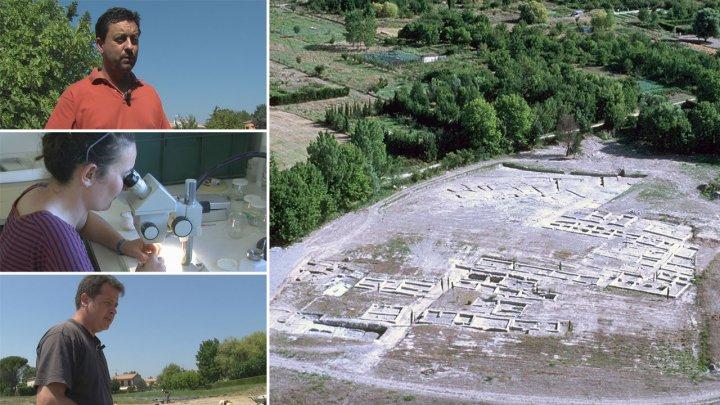Lattara, 2600 ans d'Histoire