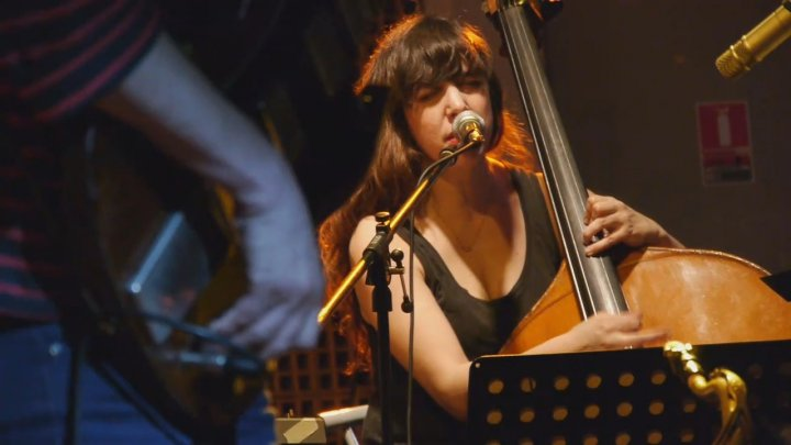 Les Jeudis en Musique - Sarah Murcia CAROLINE (extrait 2)