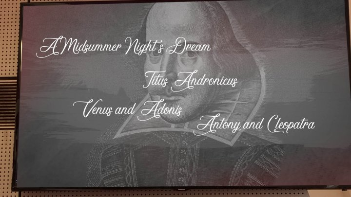 Classical Shakespeare in the Global Classroom