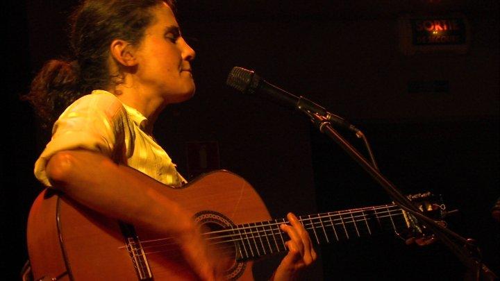 Concert de Marianne Aya Omac à l'Université Paul-Valéry