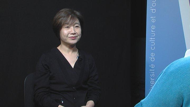Rencontre avec LIU Chiao-Mei, Professeur à l'Université nationale de Taiwan