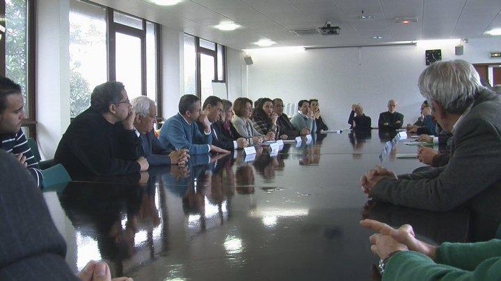 Accueil délégation universitaire de Tlemcen