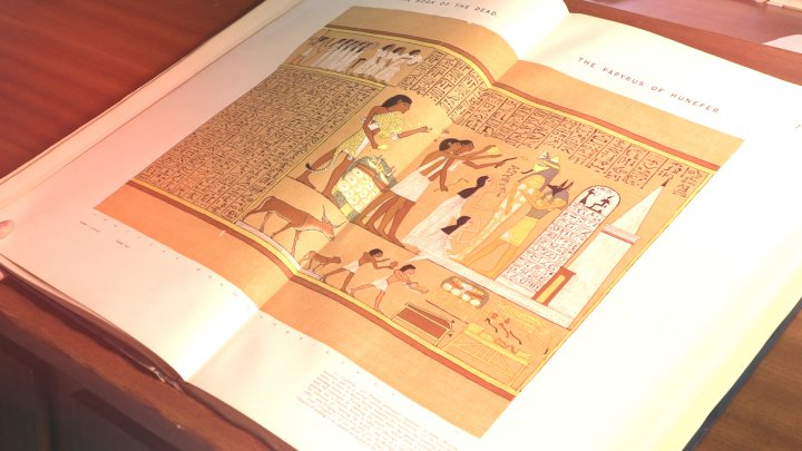 Cinquantenaire de la Bibliothèque d'Egyptologie