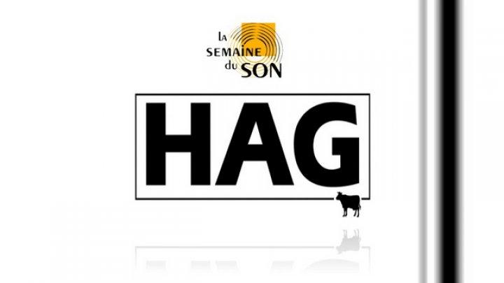 HAG Session - Expérimentation sonore