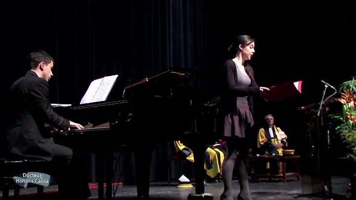 Cérémonie Honoris Causa - Yiannis E Ioannou (extraits)