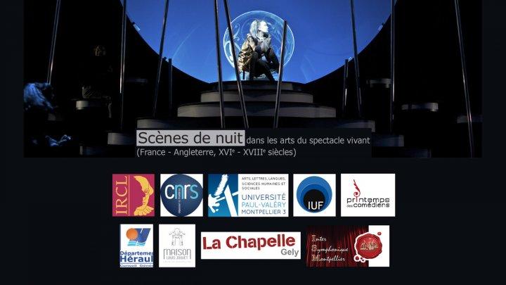 Les Scènes de nuit dans les arts du spectacle vivant - reportage intégral