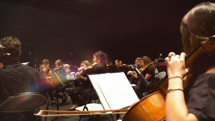 Orchestre de l'Université et du Conservatoire à Rayonnement Régional