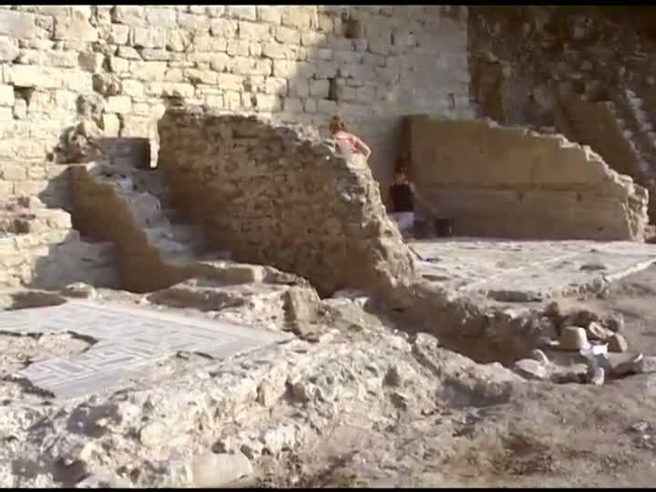 Chantier archéologique de Murviel-les-Montpellier - Campagne de fouilles 2003