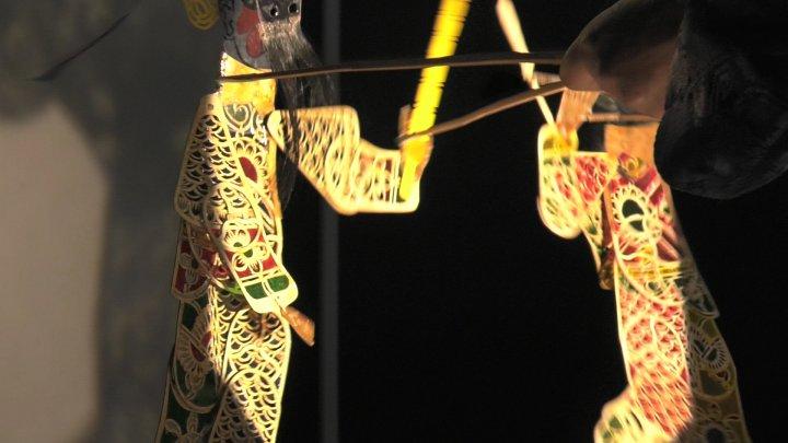 Le Théâtre d'ombres du Hunan et autres traditions chinoises