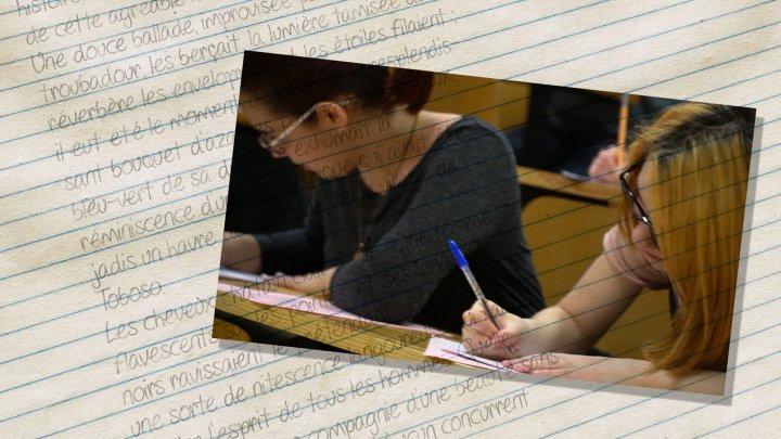 Championnat d'orthographe de l'UPV, comme si vous y étiez