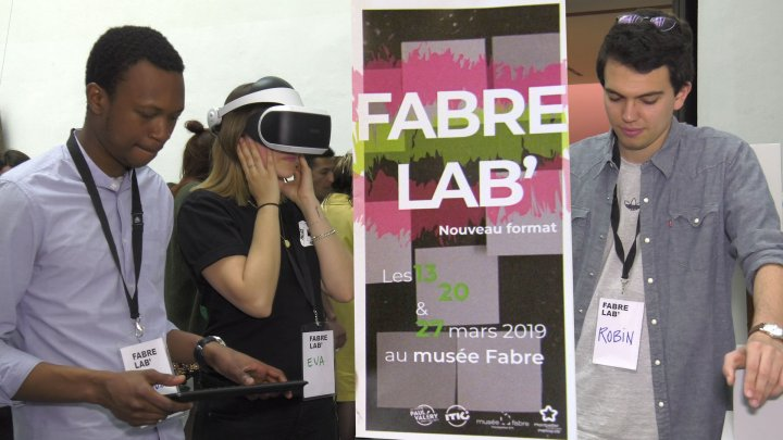 Fabre Lab' 2019 - Nouveau format
