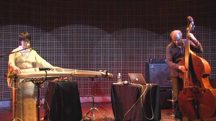 Les Jeudis en Musique - Michel Benita et Mieko Miyazaki (extrait 1)