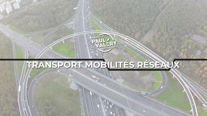 Master Transport, Mobilités, Réseaux