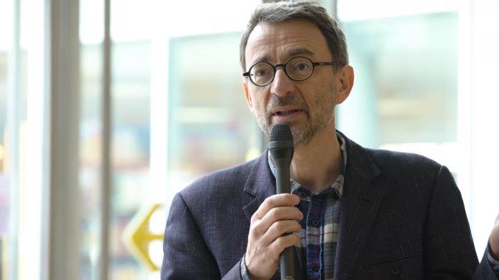Climat et Géopolitique des plateformes numériques - Par Stéphane Grumbach (INRIA)
