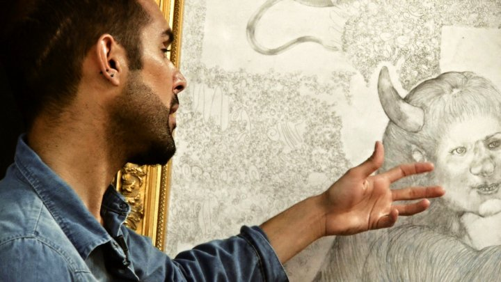 Rencontre avec l'artiste plasticien Rafael Segovia Winglet