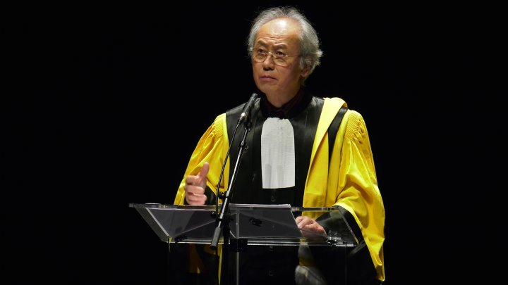 Remise du titre de Docteur Honoris Causa - Akira Mizubayashi (Florilège)