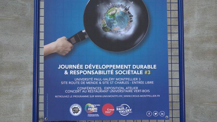 Journée du Développement Durable et de la Responsabilité Sociétale, 3ème édition